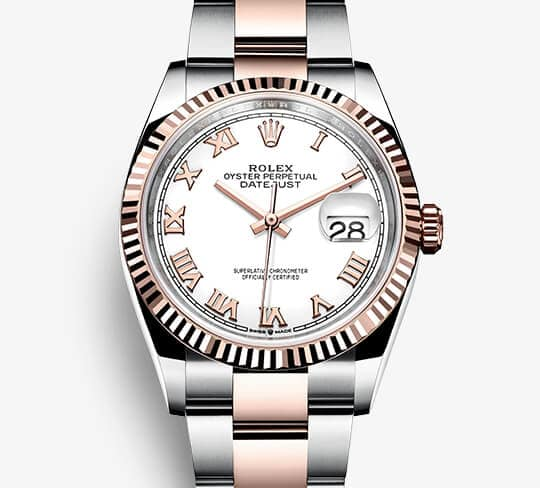 NEW DATEJUST 36