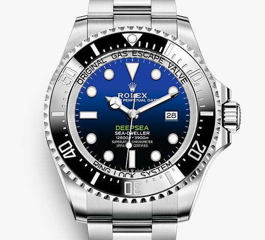 NEW Rolex Deepsea