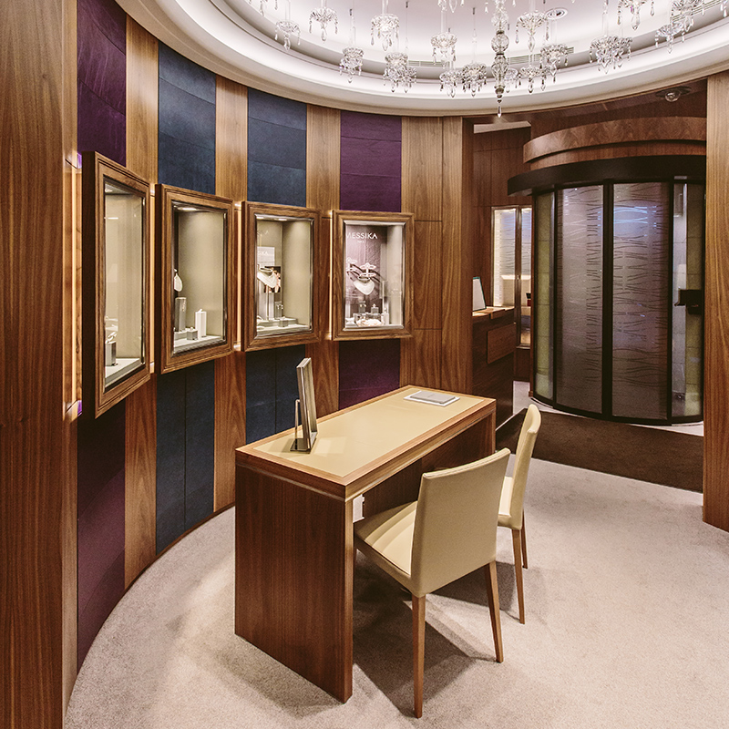 Epicentar luksuza i elegancije